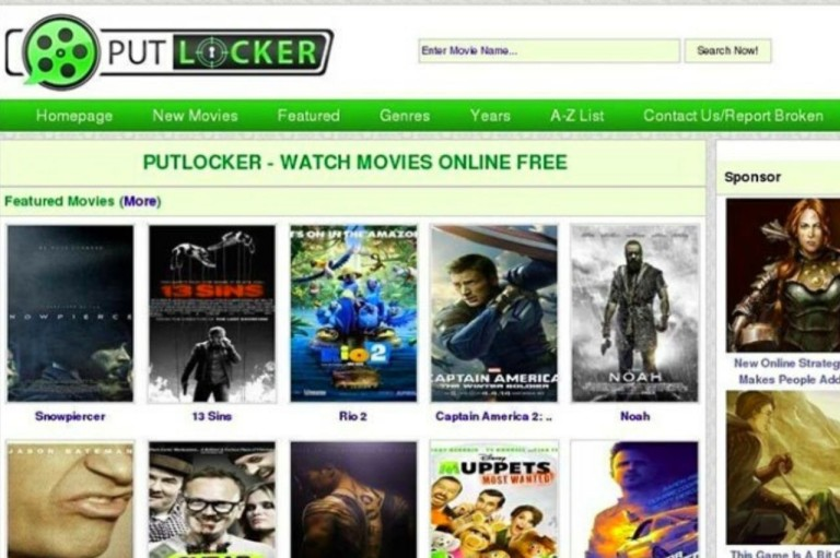 Putlockers 2020 | 12 Best Putlocker Alternative Sites To Stream Movies Free