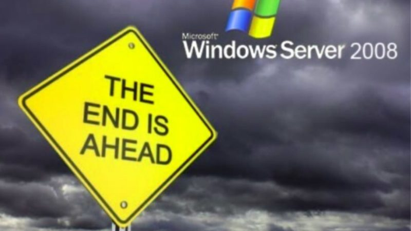 So You Can Avoid Risks Before The End Of Windows Server 2008