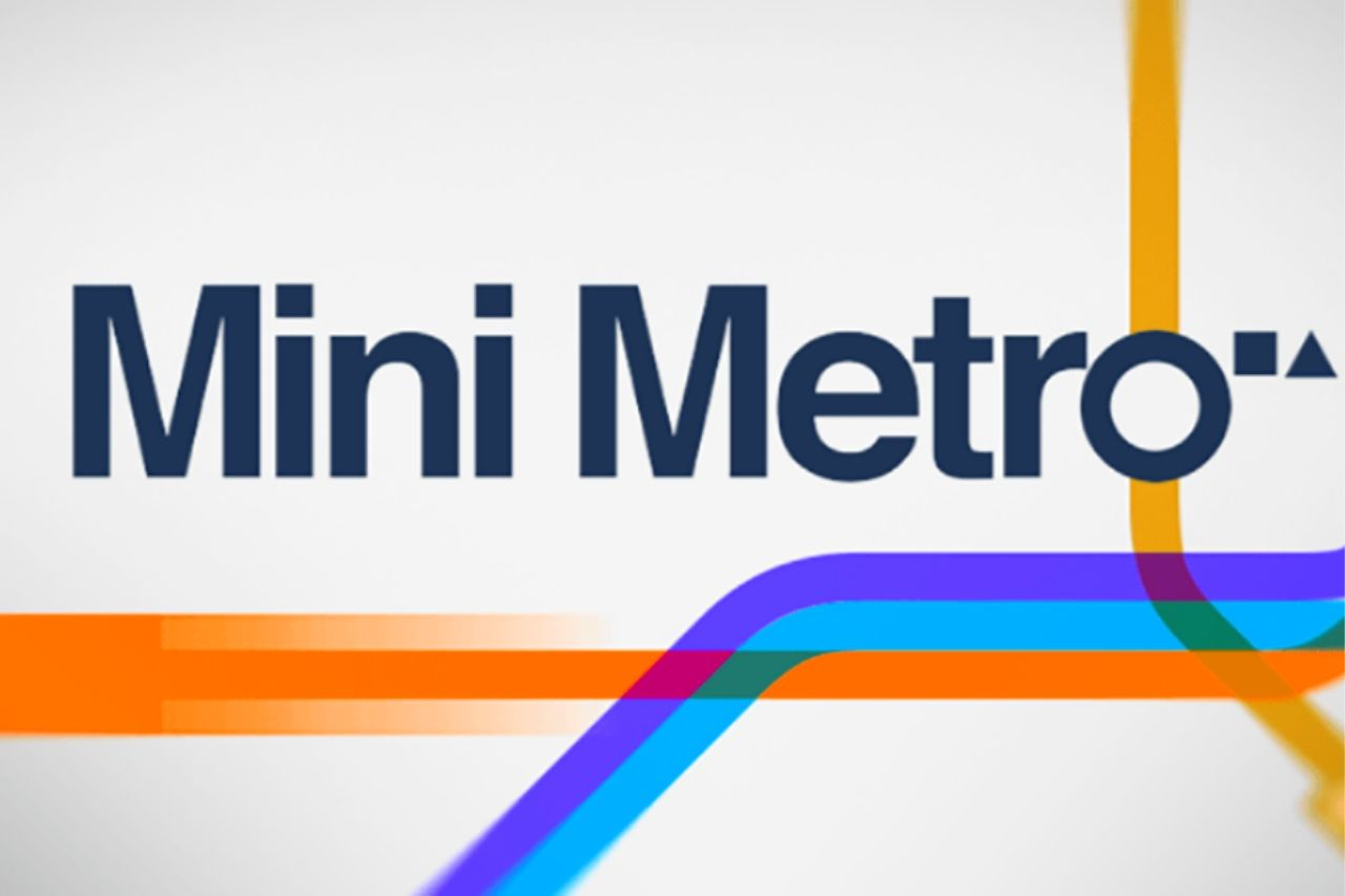 Quick! Mini Metro Is Available For Free On The App Store And Is A Great Game