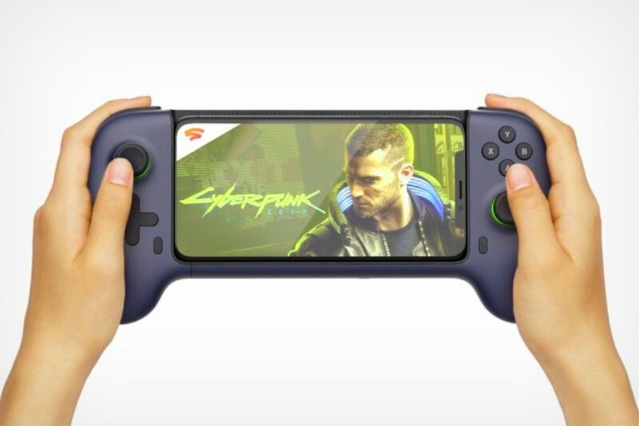 Controller for the smartphone