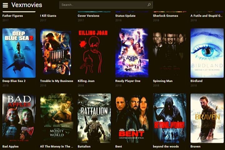 #9. Vexmovies Vexmovies.org is an online platform for watching movies for movie lovers. Vexmovies is a platform that is very much similar to 123movies and it is to be considered as one of the best alternative sites for Yesmovie. It has detailed search options that are different from other websites. Users who have access to this detailed search menu can browse movies by default. Users can also choose the quality movies like CAM, HD, HDRip, etc.are available. In Vexmovies where the latest movies are available on the menu, offers a user-friendly platform and a variety of options for users who want to watch free and download unlimited movies in all languages.