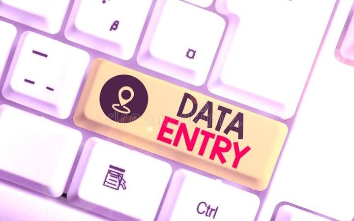 DATA ENTRY TIPS