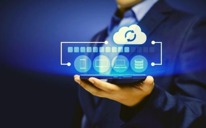 Data Management And Cloud Backup 720