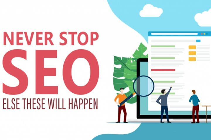 What Would Happen If You Stop Doing SEO For A Website?