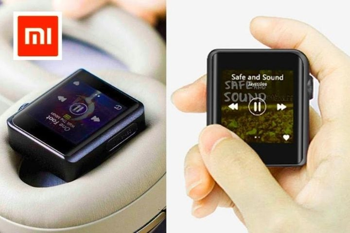 Xiaomi And Its Shanling MO Lossless MP4 Player