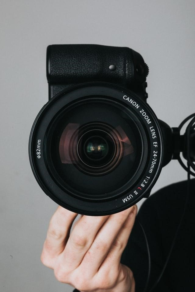 cameras and antenas