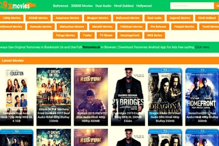 9X Movies2021- Latest News, New Bollywood HD Movies, 9xmovies Illegal Website News And Updates