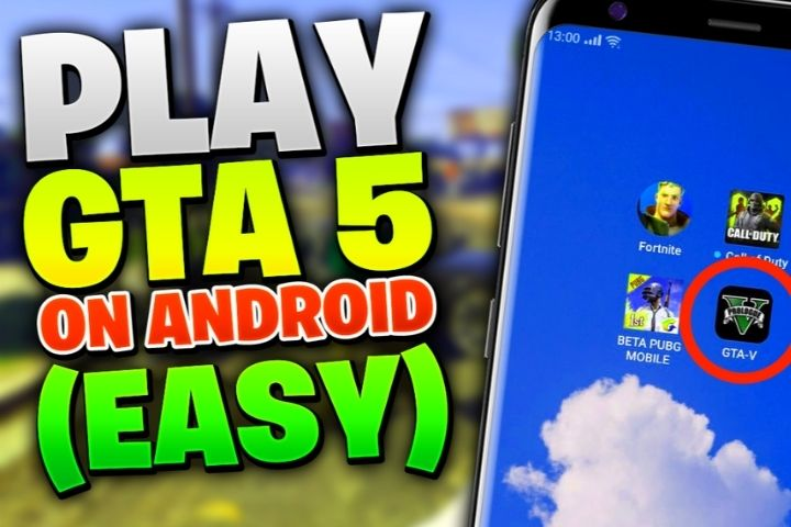 GTA 5 For Android Device