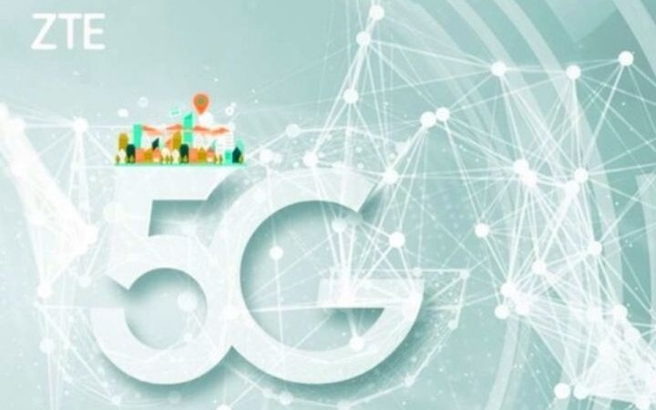 The Company ZTE Will Be The Supplier Of 5G Network Equipment In The CAV