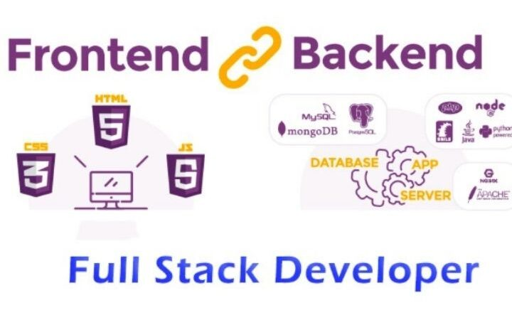 What Is The Difference Between A Front-End, Back-End And Full Stack Developer?