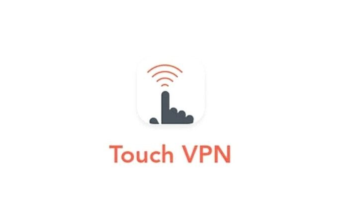 Get It Now - Touch VPN App!