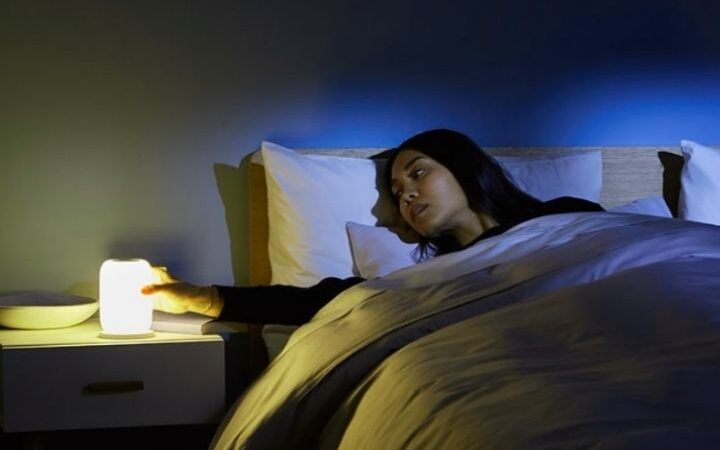 Artificial Light Can Lead To Poor Sleep And Anxiety For Teens
