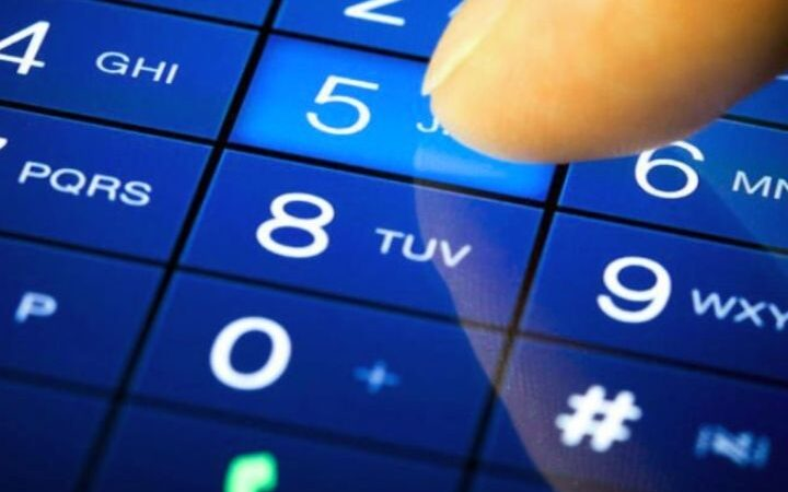 Why you can't publish your phone number on the Internet