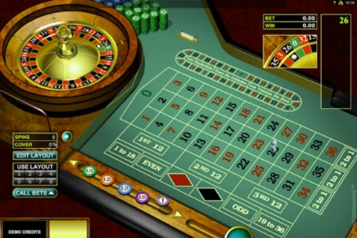 European Roulette Explained