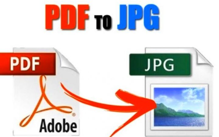 PDF To JPG Online Conversion Made Simpler By GogoPDF
