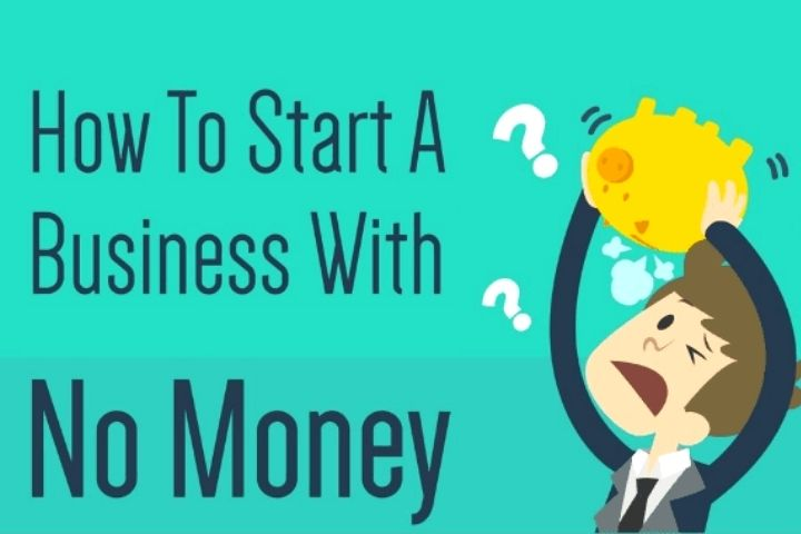 What Business To Start Without Money: 5 Ideas