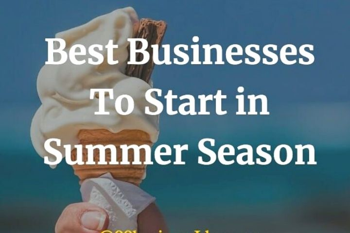 Profitable Small Businesses For The Summer