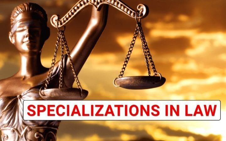 Most Demanding Law Specializations In 2021