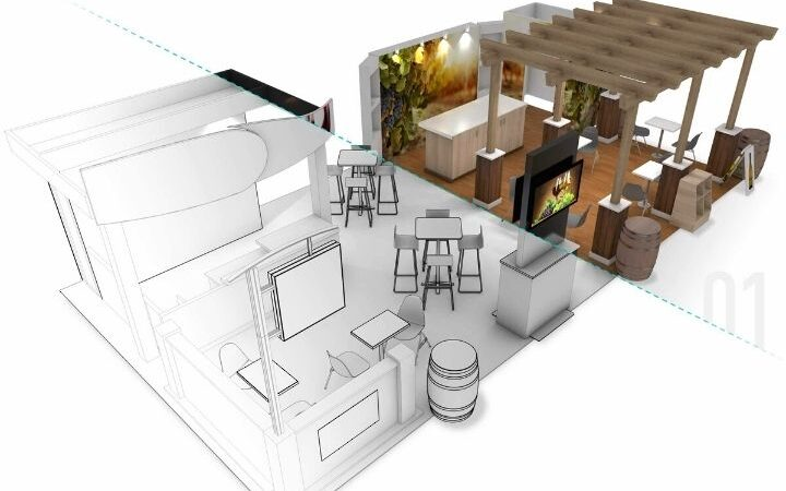 The Steps Involved In The Process Of 3D Rendering