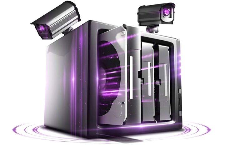 Surveillance hard drives