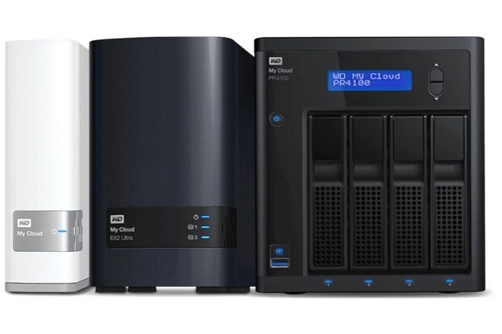 NAS (Network Attached Storage) Hard Drives