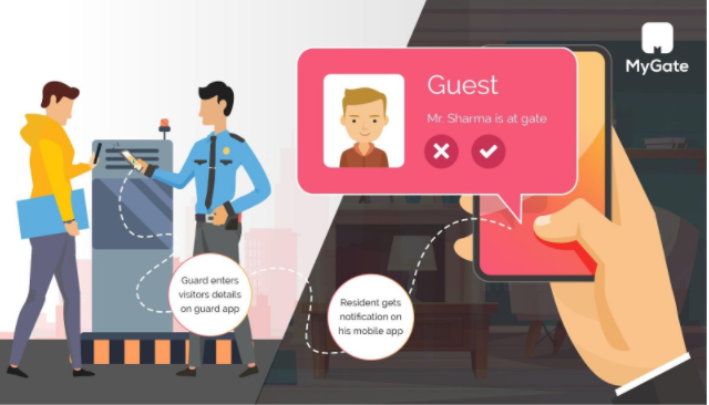 Replace expensive security systems with app-based security