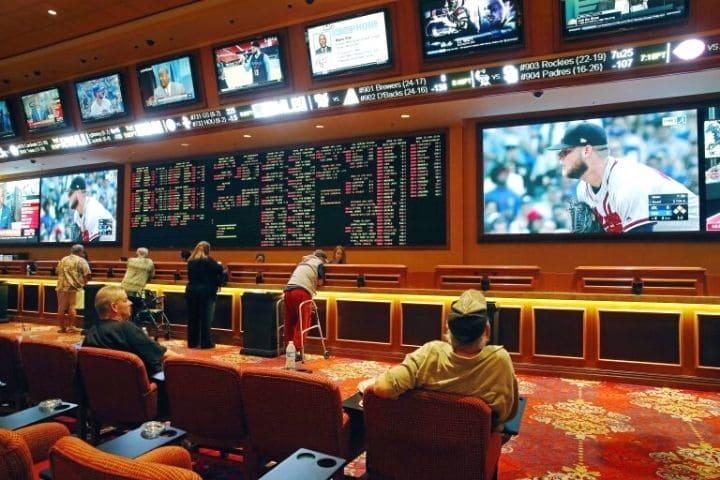 New Jersey Sports Betting