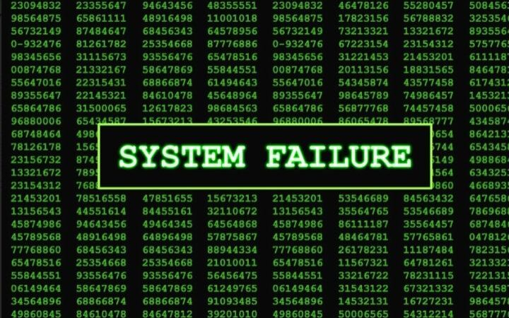 5 Causes Of IT Failure And How To Prevent Them