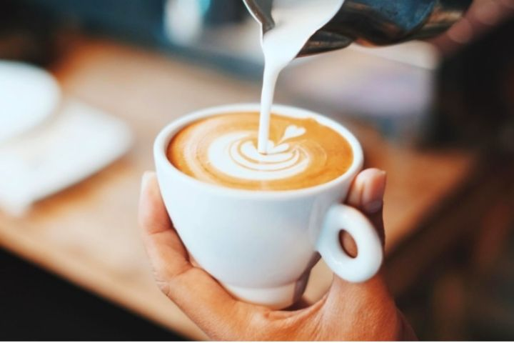Mia Mio Coffee Cups Kisses Set
