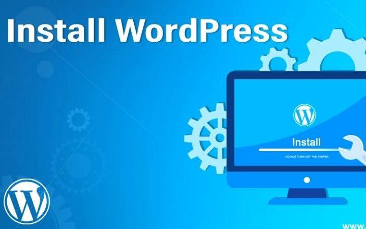 How To Install WordPress