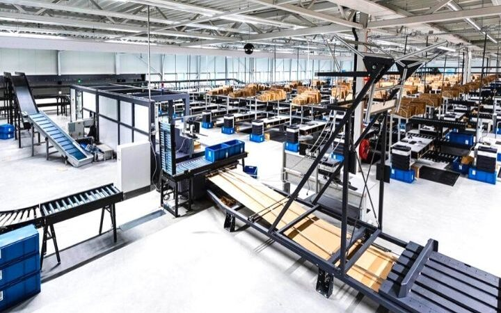 Micro-logistics Guarantees Business Success