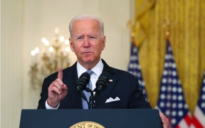 """Joe Biden Assures That They Will Take Revenge For The Attack Of The Islamic State In Kabul: """"We Will Make You Pay For This"""""""