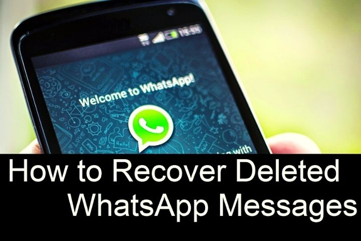 How To Recover A Deleted WhatsApp Conversation